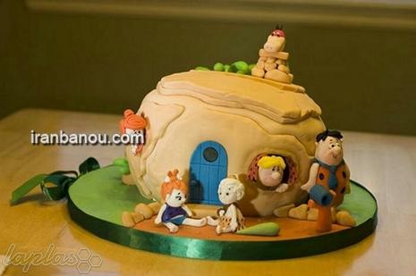 عکس کیک تولد ساده,عکس کیک تولد مردانه