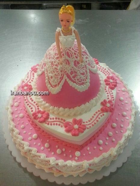 کیک تولد, عکس کیک عروسی