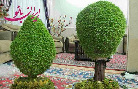 تمامی فنون کشت گل در خانه و گلخانه 340092