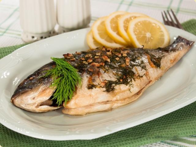 هفت سین با ماکارونی تزیین غذا و سفره آرایی