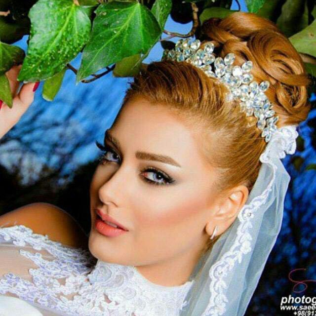 مدل های سال۹۶ مدل آرایش عروس 2017 _ 96 ( میکاپ ) | مو 2016
