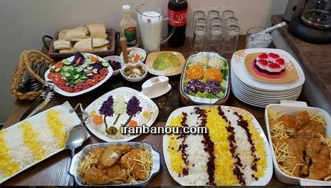 عکس زیبا غذا