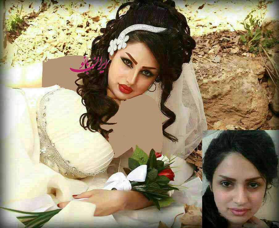 عکس+ارایش+وشنیون+عروس