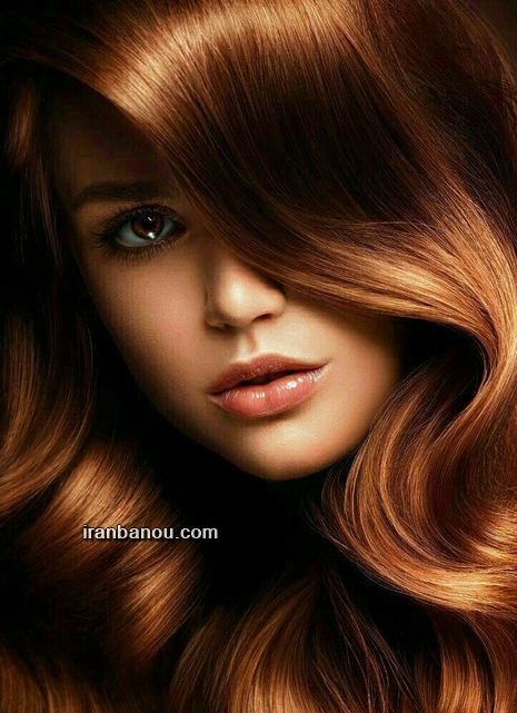رنگ موی روشن برای پوست سبزه