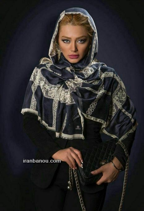 شیک ترین مدل روسری و شال دخترانه و زنانه مد سال 2018