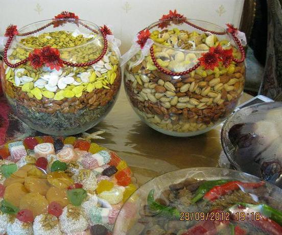 نمونه ای از عیدی عروس در عید قربان 1400 و 2021