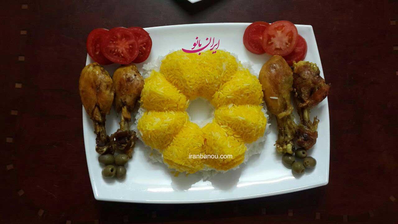 تزیین غذاهای ایرانی, تزیین غذا ,تزيين غذا و سالاد, تزیین غذا و سفره, تزیین غذا و دسر, تزیین غذا و میوه