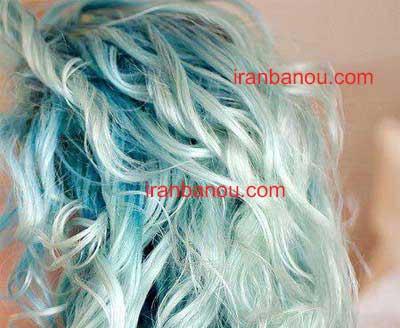 فرمول رنگ مو
