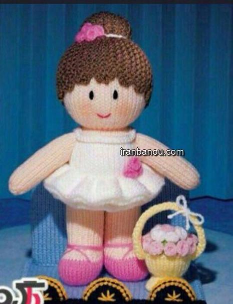 اموزش بافت عروسک مینیون با قلاب مدل عروسک قلاب بافی