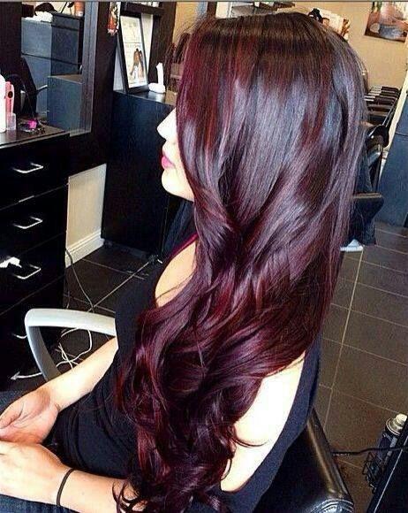 رنگ مو بلوند دودی