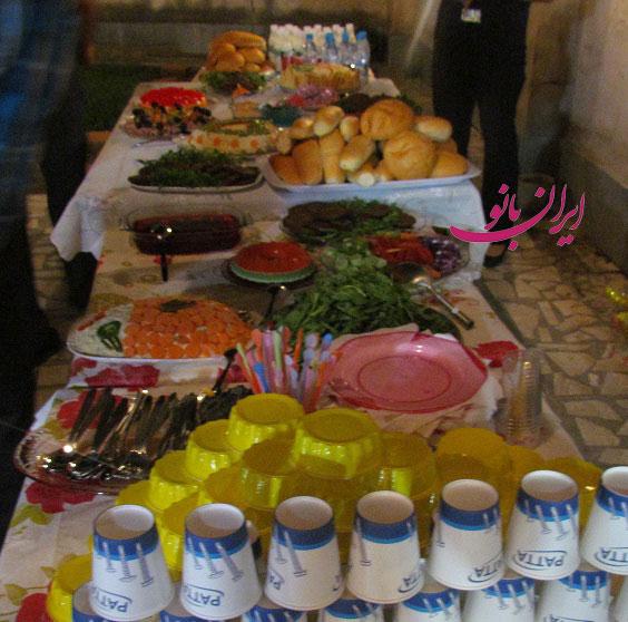 میز تولد بچه ها پورتال جامع ایران بانو