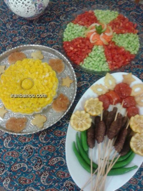 عکس+غذای+لازانیا