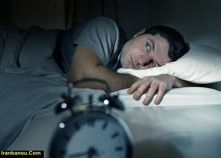 راه حل هایی برای بی خوابی