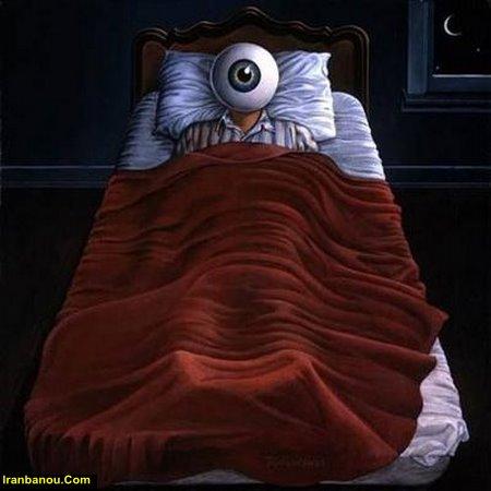 فواید کم خوابی
