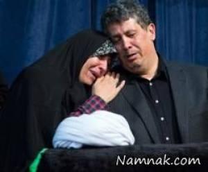 هاشمی رفسنجانی ، وداع خانواده با هاشمی رفسنجانی
