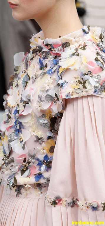 مدل ژورنالی لباس ترک