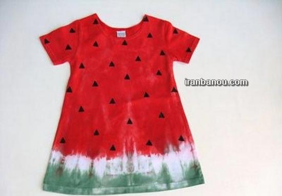 لباس شب یلدا برای بچه ها
