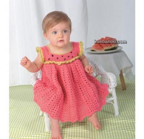 لباس هندوانه ای