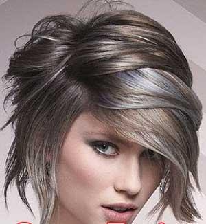 مدل رنگ مو جدید سال