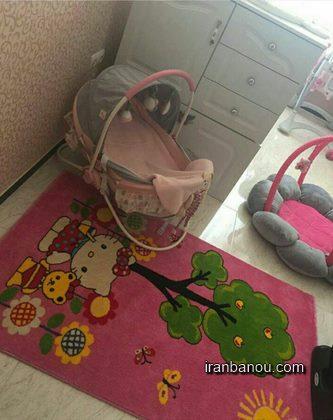 سیسمونی لباس نوزاد دختر