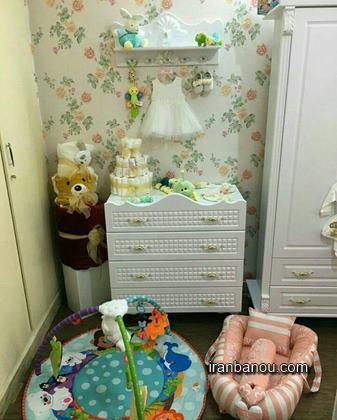 خرید اینترنتی سیسمونی نوزاد