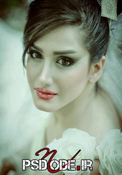 عروس زیبا فیگور عروس