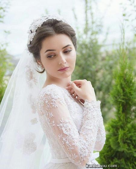 بهترین و جدیدترین مدلهای ژست عروس و داماد مخصوص آتلیه