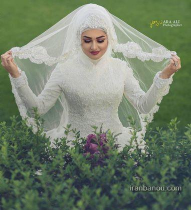 عکس عروس و داماد خارجی