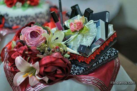 عیدی عروس در عید قربان