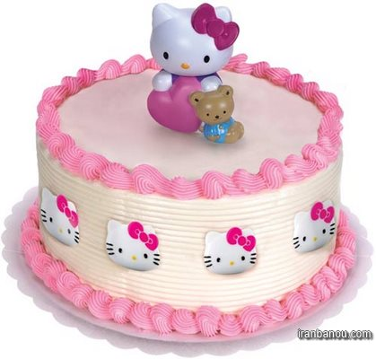 کیک تولد عکس
