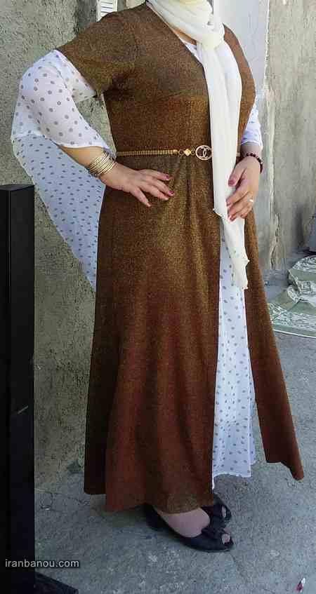 لباس کردی سقزی