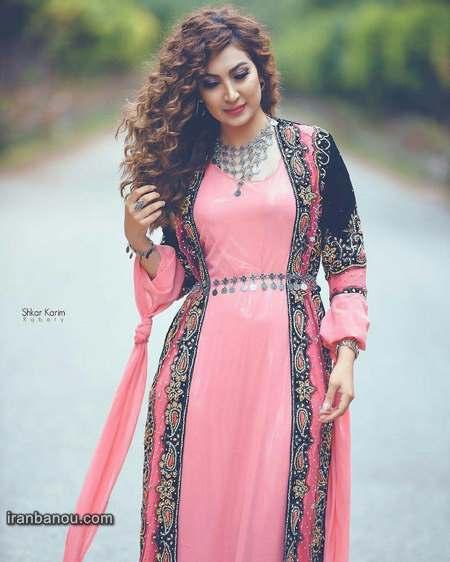 مدل جدید لباس کردی کردستان