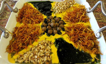 نحوه تزیین سفره افطار،تزیین سفره ماه رمضان