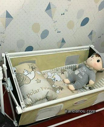 عکس سیسمونی نوزاد جدید