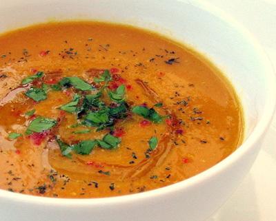 درست کردن سوپ دال عدس,مواد لازم برای سوپ دال عدس