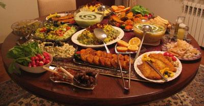 غذاهای مناسب افطار, بهترین غذا برای افطار