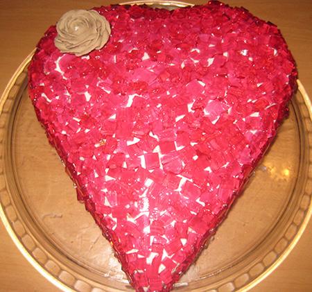 تزیین کیک تولد خانگی, تزیین کیک تولد