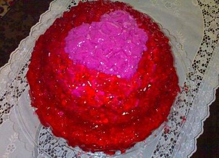 تزیین کیک تولد, تزیین کیک ساده