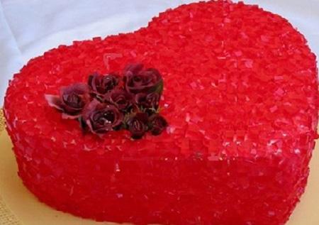 تزیین کیک شکلاتی, تزیین کیک تولد خانگی