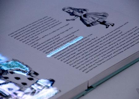 تبدیل میزهای ساده به نمایشگر لمسی,اختراعات جدید,نمایشگر لمسی
