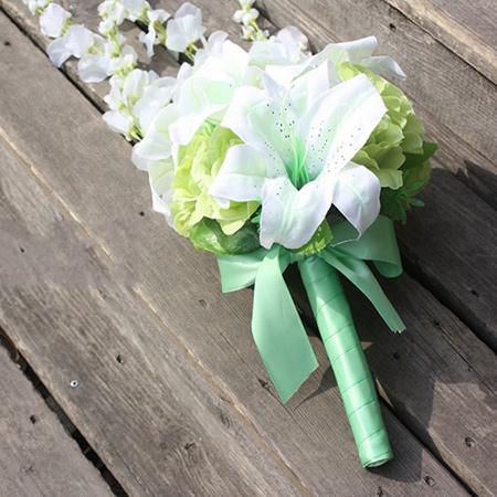 دسته گل رنگی عروس, جدیدترین مدل دسته گل عروس