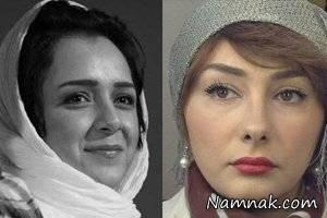 هانیه توسلی ، بازیگران معروف