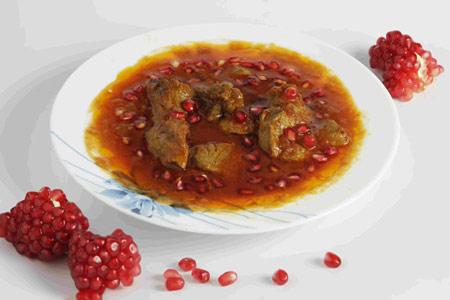 غذا و دسر برای شب یلدا