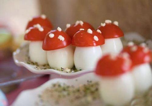 تزیین تخم مرغ،تخم مرغ،تخم مرغ آب پز،هنر درخانه،تزیین غذا