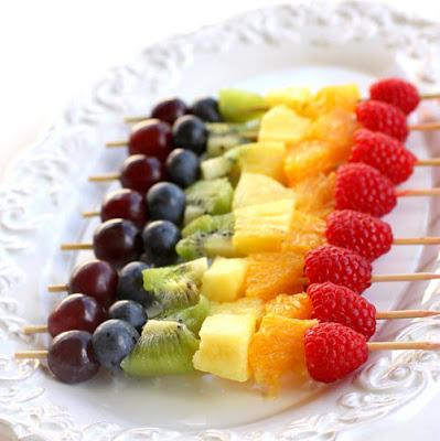تزیین میوه,میوه آرایی