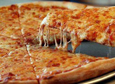 پیتزا نیویورکی,طرز تهیه پیتزا نیویورکی