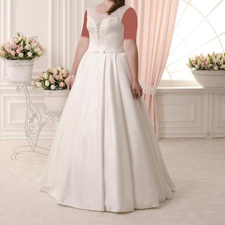 مدل لباس عروس های سایز بزرگ, تصاویر شیک ترین مدل لباس عروس