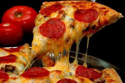 پیتزا پپرونی ,طرز تهیه پیتزا پپرونی