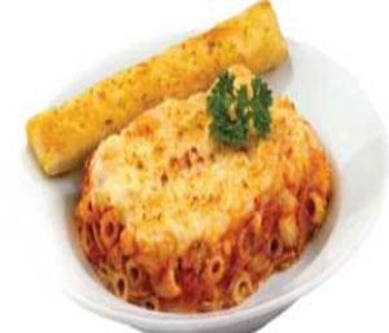 پیتزای ماکارونی با سبزیجات,طرز تهیه پیتزای ماکارونی با سبزیجات