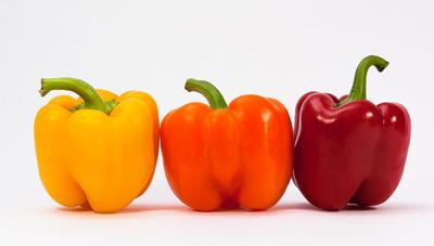 تقویت سیستم ایمنی, سبزیجات قرمز و نارنجی